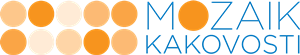 Mozaik kakovosti logo